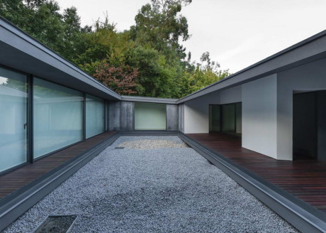 Расширение дома в Португалии
