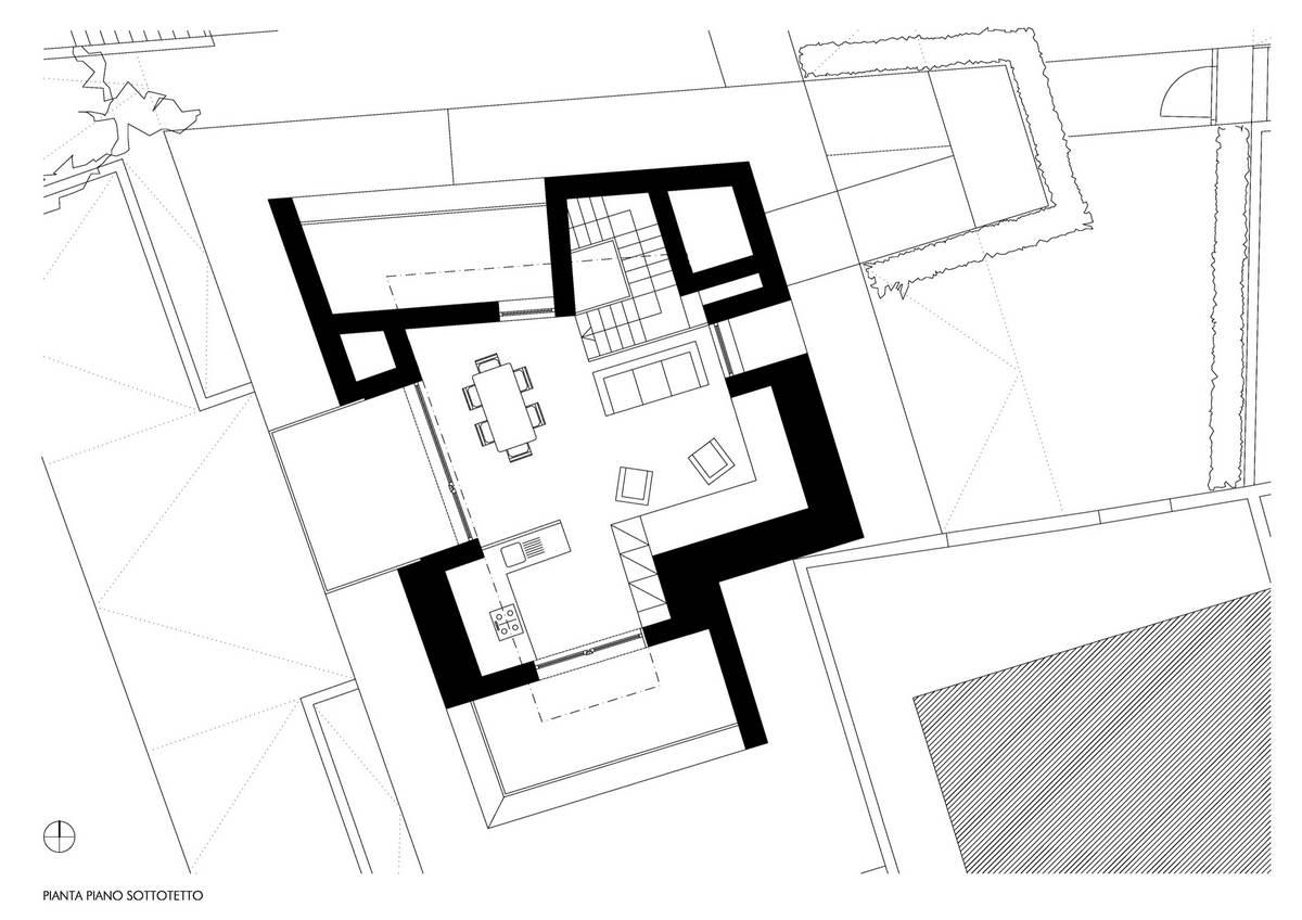 Многоквартирный дом в италии 2