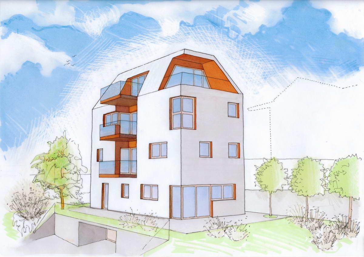 Gi multi family housing 31 for Multi family living