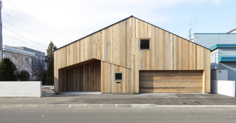 House K by Yoshichika Takagi 2