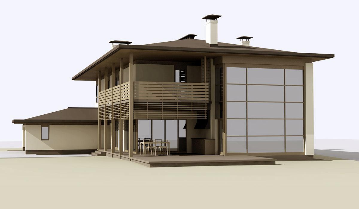 Крысько представлены проект дома