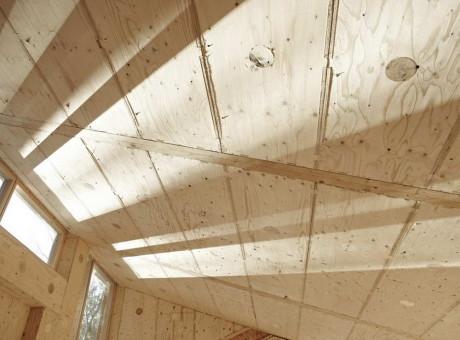 Сборный деревянный дом в Дании