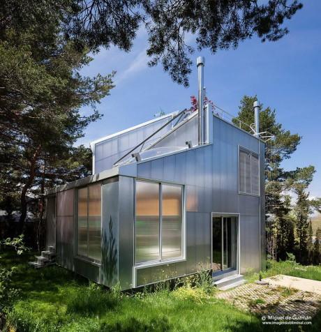 Сказочный дом в Испании
