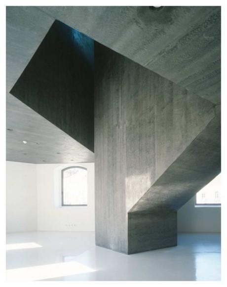 """Дом """"Кубики"""" (Casa dos Cubos) в Португалии от EMBAIXADA Arquitectura."""