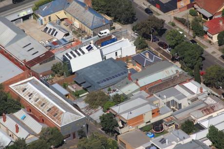 Дом на Эдвард-Стрит (Edward Street House) в Австралии от Sean Godsell.