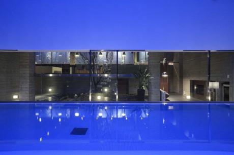 Плоский дом 40 (Flat 40) в Японии от Keisuke Kawaguchi+K2-Design.