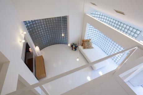 Дом в Такамацу (House in Takamatsu) в Японии от Yasunari Tsukada Design.
