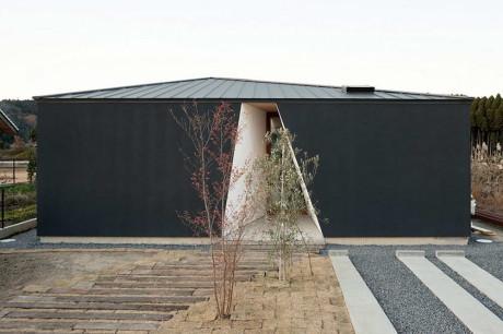 Загородный дом в Японии 4