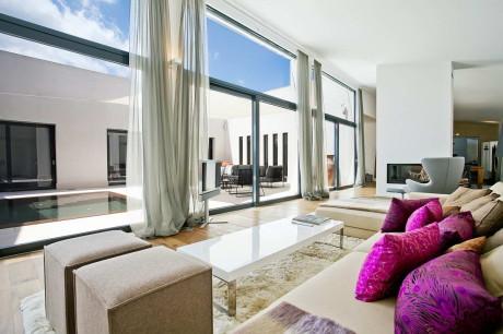 Сборный пассивный дом (Prefabricated Passive House) в Испании от ecoDESIGNfinca.