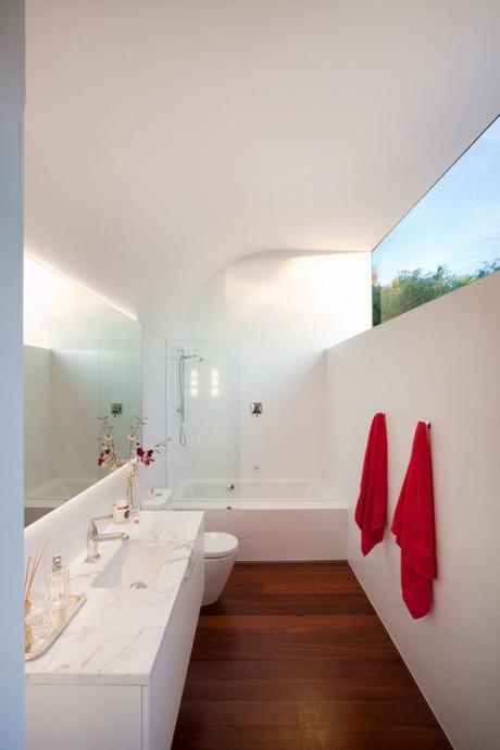 Резиденция Вестбури Кресент (Westbury Crescent Residence) в Австралии от David Barr Architect.