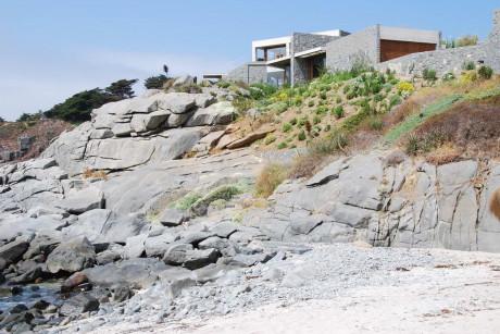 2 дома в Пунта-Пите (2 Casas en Punta Pite) в Чили от Izquierdo Lehmann.