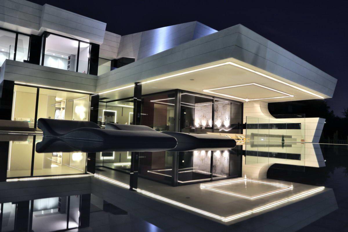 "Дом с балконом (balcony house) в испании от a-cero. блог ""Ча."