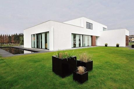 Резиденция Беммель (Bemmel Residence) в Голландии от Maxim Winkelaar и Bob Ronday.