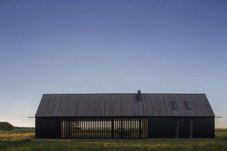 Дача Готланд (Gotland Summer House) в Швеции от Enflo Arkitekter.