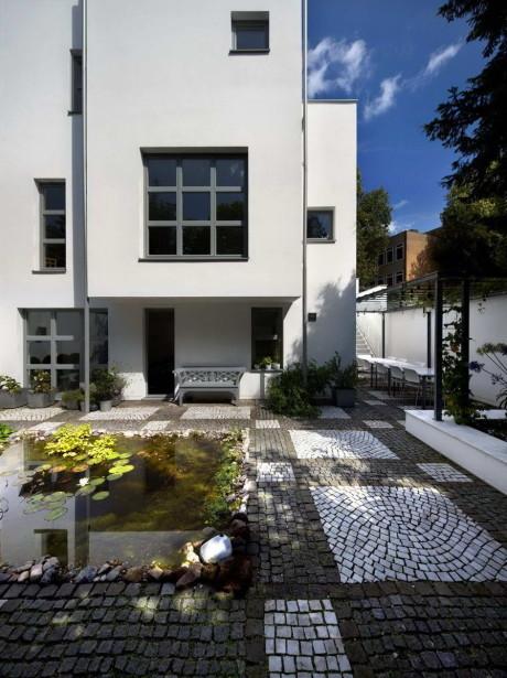 Дом KLR (House KLR) в Германии от archequipe.