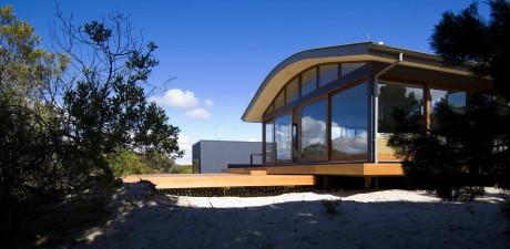 Дом в Сандхилл (House Sandhill) в США от Max Pritchard Architect.