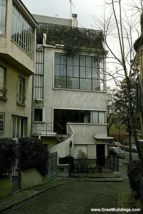 Дом-студия Озанфана (Ozenfant House and Studio)