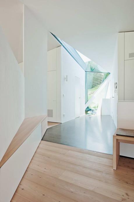 Резиденция Алма (Paramount Residence Alma) в Италии от Plasma Studio.