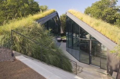 Edgeland House. Студия Берси и Чена (Bercy Chen Studio). Аустин, Техас, США. 2012.