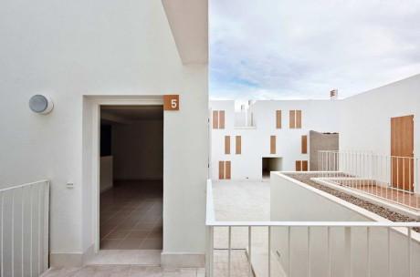 Социально жильё в Са Побла (Social Housing in Sa Pobla) в Испании от RipollTizon.