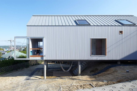 Дом 4н (4n House) в Японии от Ninkipen!