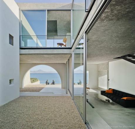 Дом у моря в Испании