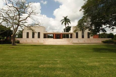 Загородный дом в Мексике 7