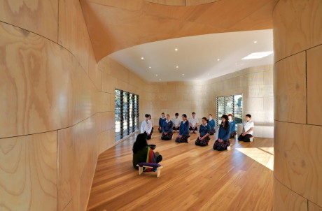 Bentleigh Secondary College Meditation and Indigenous Cultural Centre 9
