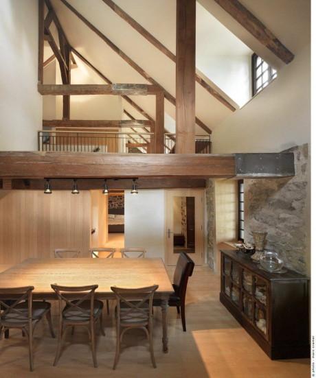 Реконструкция и расширение дома в Канаде