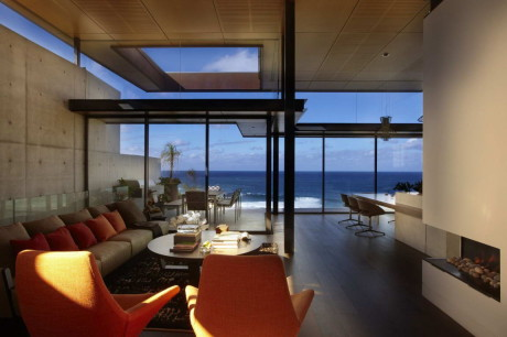 Дом Бронте (Bronte House) в Австралии от Rolf Ockert Design.