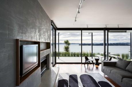 Дом Глендоуи (Glendowie House) в Новой Зеландии от Bossley Architects.