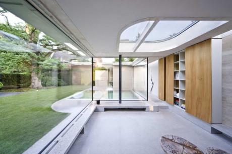 Дом IV (House IV) в Голландию от De Bever Architecten.