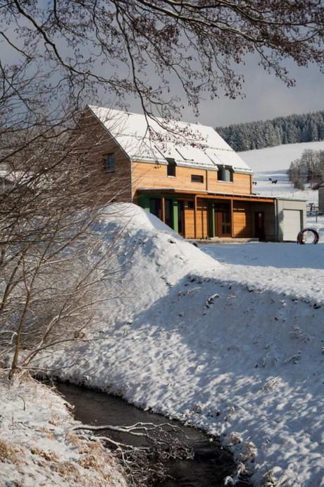 Загородный дом в Чехии
