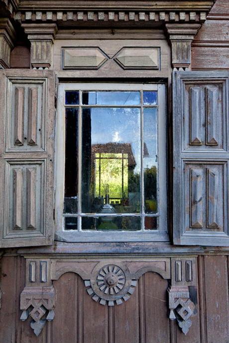Дом-терем под Костромой