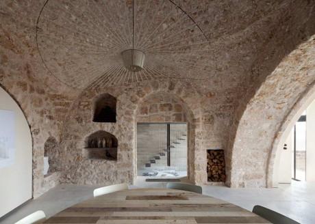 Реконструкция дома в Израиле