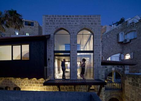 Дом Яффо (Jaffa House) в Израиле от Pitsou Kedem.