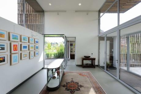Вилла Велпелу (Villa Welpeloo) в Голландии от Superuse Studios.
