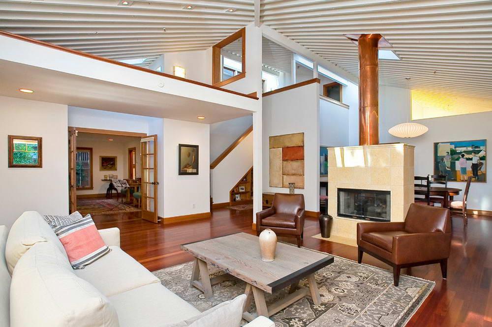 Реконструкция дома в США 16 Блог Quot Частная архитектура Quot