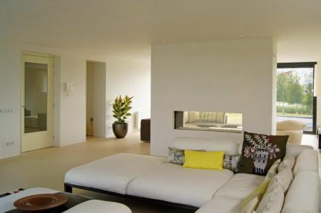 Резиденция Зутермер (Zoetermeer Residence) в Голландии от Maxim Winkelaar Architects.