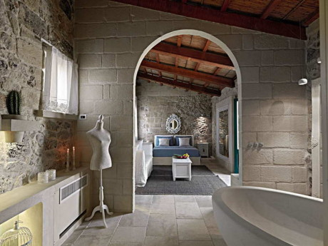Отель Relais Masseria Capasa в Италии.