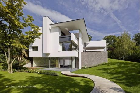 Загородный дом в Германии 17