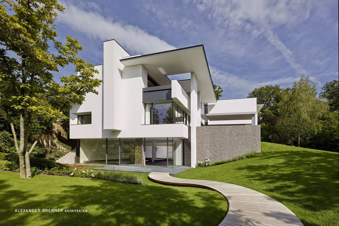 Дома в германии дизайн