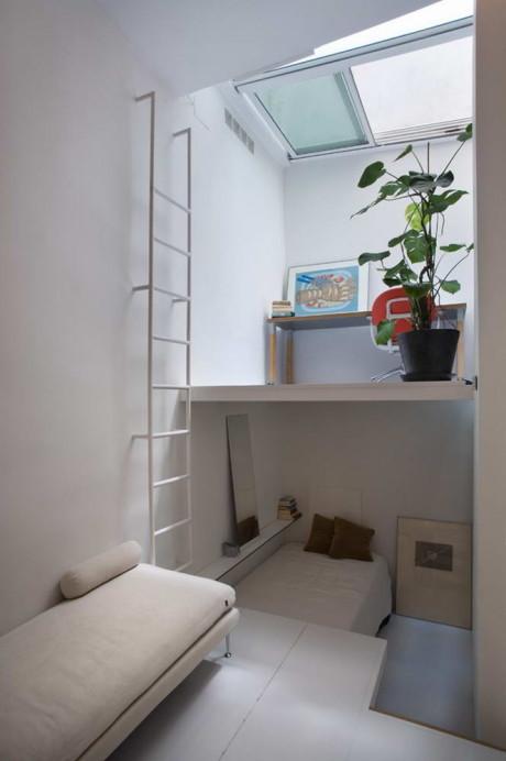 Городское жильё (Urban Shelter) в Испании от MYCC.