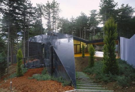 Лесной дом в Испании