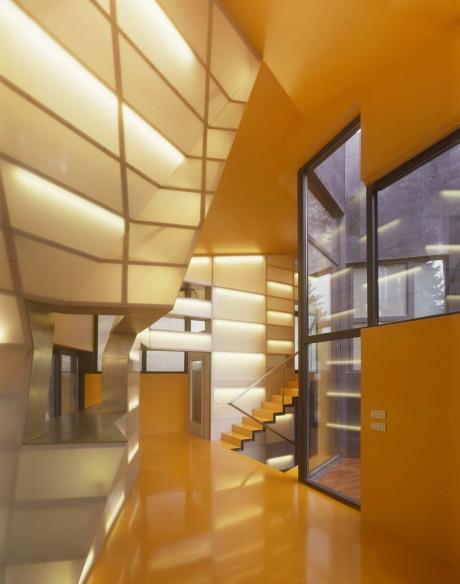 Дом в Эль Эскориал (Casa Levene en El Escorial) в Испании от NO.MAD.