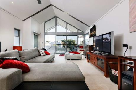 Интерьер загородного дома в Австралии