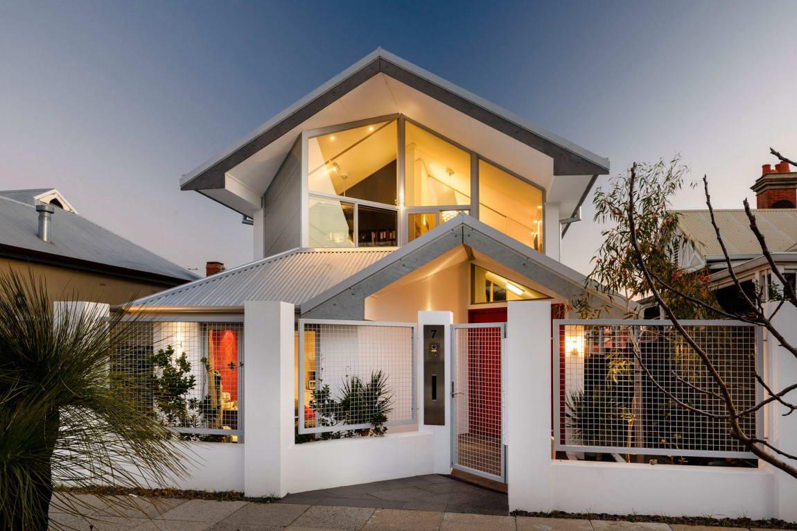 Дизайн простых домов снаружи
