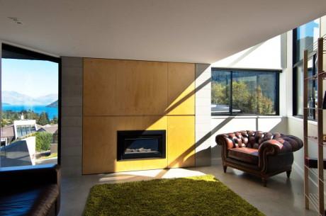 Дом на Дублин-стрит (Dublin Street House) в Новой Зеландии от Kerr Ritchie.