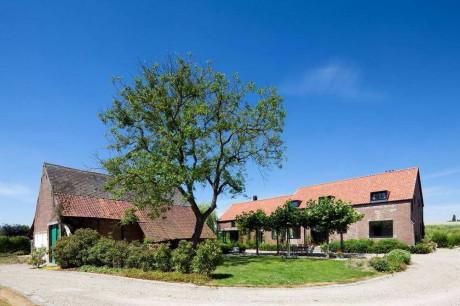 Преобразование дома в Бельгии