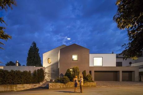 Реконструкция дома в Швейцарии 5
